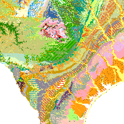 Map Of Texas Image.Usgs Texas Geology Web Map Viewer